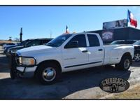 Options:  2003 Dodge Ram 3500 St|Visit Williams Group