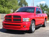 Very clean 2003 Dodge Ram Quad Cab Laramie with the