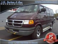 Options Included: Chrome Wheels, Conversion Van,