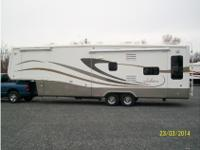 2003 Drv Doubletree Mobile Suites 36.5 ck, Feast your