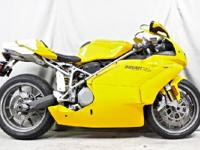 Make: Ducati Year: 2003 VIN Number: ZDM1UB3S13B000698
