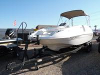 "2003 Ebbtide Deck Boat 23' 8""- This is a very nice boat"