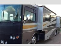 2003 Fleetwood Excursion , This low-mileage RV is a