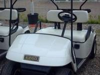 For sale I have a very nice Ezgo electric golf cart. It