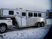 THIS IS REALLY NICE CLEAN 3 HORSE THAT HAS A 4FT