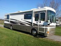 2003 Fleetwood Bounder. 2003 Fleetwood Bounder model in