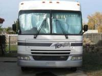 2003 Fleetwood Terra. This Class A recreational vehicle
