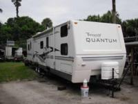 2003 Fleetwood Terry Quantum Travel Trailer. This is an