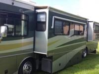 2003 Fleetwood Excursion, 42,000 miles, Length: 39ft,