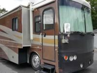 2003 Fleetwood Excursion 39L Exotic Nature CAT C7 330