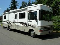 2003 Fleetwood Flair M-31A. 2003 Fleetwood Flair design