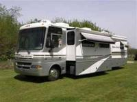 2003 FLEETWOOD PACE ARROW 37C, 37' long, $58500 asking