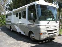 2003 Fleetwood Pace Arrow M36R. When you travel from