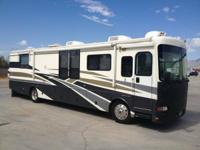 This 2003 Fleetwood Providence 39D is a 39ft beautiful