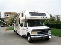 Here we have a desirable 2003 Fleetwood Tioga 24 foot