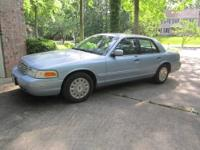 2003 Ford Crown Victoria - very clean, reliable, daily
