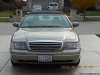 2003 Ford Crown Victoria LX, 39,000 miles, 4.6V/8