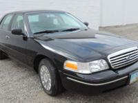 Sale is for One (1) USED 2003 FORD CROWN VICTORIA P71