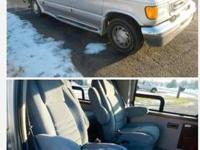 Hi I'm selling my Ford E-150 **Conversion Van**, 142 k