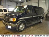 Options Included: N/AThis 2003 Econoline Traverse
