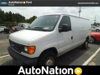2003 Ford Econoline Cargo Van. Our Location is: