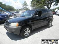 "2003 FORD Escape SUV 4dr 103"" WB XLS Popular Our"