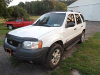 2003 Ford Escape XLT, runs great, 4x4, automatic,