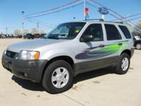 Options Included: N/A2003 Ford Escape/ XLT trim level/