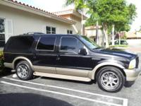 Ford Excursion Eddie Bauer 6.0 L Diesel Limo. No