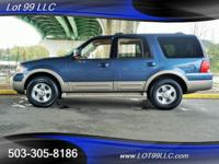 2003 *Ford* *Expedition*, *EDDIE BAUER*, Leather Seats,