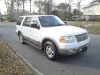 2003 Ford Expedition Eddie Bauer Great Condition Recent