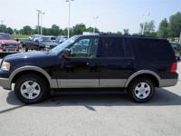 Options Included: N/A2003 Ford Expedition Eddie Bauer.