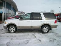Options Included: Alloy Wheels, Sunroof, Tow Package,