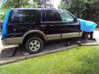 Parting out a 2003 Ford Expedition -- 5.4 triton v8,