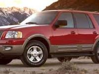 Grand and graceful, this 2003 Ford Expedition