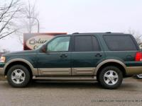 VERY NICE, ONE-OWNER 2003 FORD EXPEDITION (EDDIE BAUER