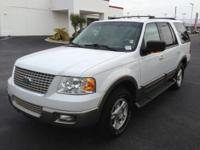This 2003 Ford Expedition Eddie Bauer is offered to you