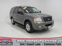 Trustworthy and worry-free, this pre-owned 2003 Ford