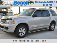 *** LEATHER *** SUNROOF *** 3-ROW SEATS *** DUAL POWER