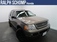 Exterior Color: brown, Body: SUV, Engine: 4.0L V6 12V