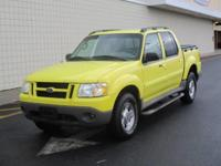You are looking at a super clean, Yellow, 2003 Ford