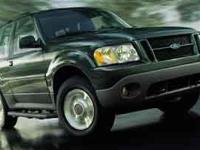 Outstanding design defines the 2003 Ford Explorer