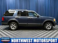 Two Owner Budget 4x4 SUV!  Options:  Rear Defrost|Rear