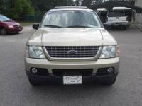 Options:  2003 Ford Explorer Xlt Sport Utility