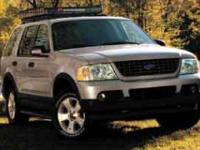 Options:  2003 Ford Explorer|Green/|V8 4.6L