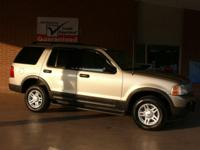 Options Included: N/AFord's reworked Explorer sport