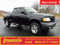 Recent Arrival! Clean CARFAX. This 2003 Ford F-150 in