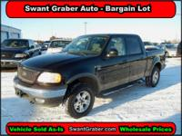 2003 Ford F-150 - Swant Graber Auto Group Bargain Lot -
