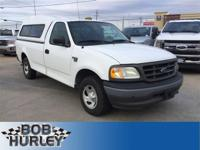Recent Arrival!Ford F-150 White RWDCARFAX
