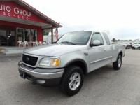 Options:  2003 Ford F-150 Visit Auto Group Leasing